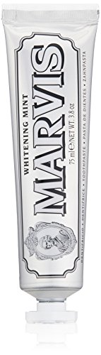 Marvis Zahncreme Whitening Mint, 1er Pack (1 x 75 ml)