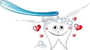 Gute Zahnreinigung ist wichtig