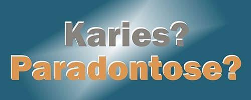 Karies Paradontose beim Zähne aufhellen ? - weissezaehnebleaching.de