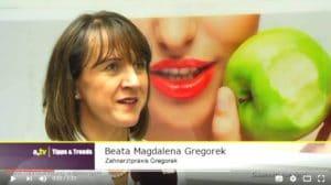 Video Power Bleaching Zahnarztpraxis Gregorek